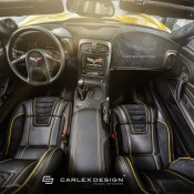 Corvette C6 Yellow Line 3 175x175 at Corvette C6 Yellow Line by Carlex Design