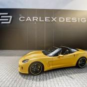 Corvette C6 Yellow Line 5 175x175 at Corvette C6 Yellow Line by Carlex Design
