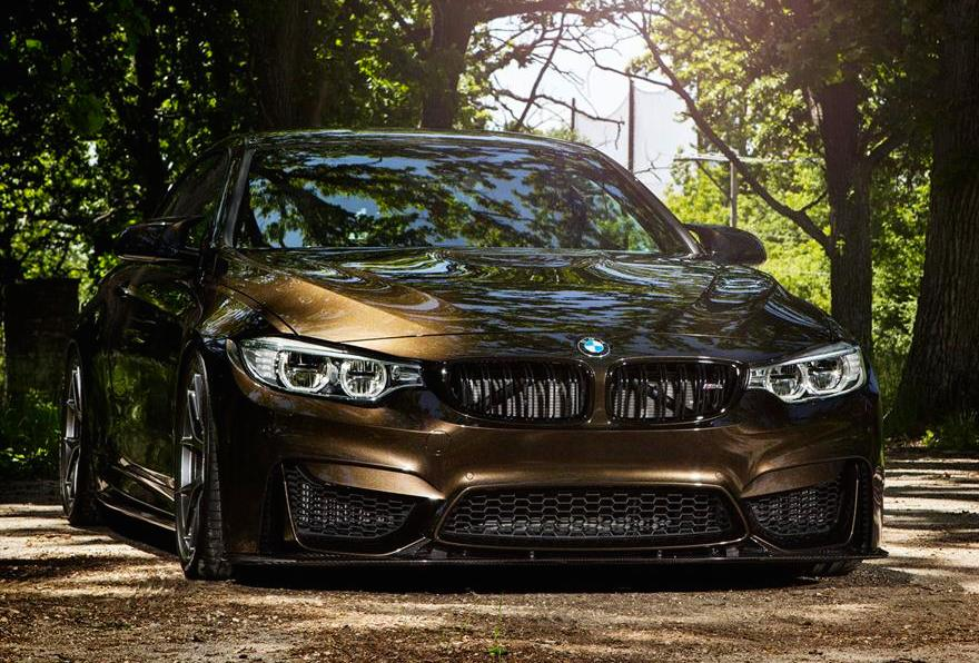Pyrite Brown Bmw M4 By Ind
