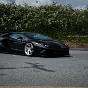 Liberty Walk Lamborghini Aventador 1 175x175 at SR Auto Creates Another Liberty Walk Lamborghini Aventador