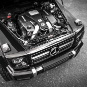 Mcchip Mercedes G63 AMG Converted to 4x4²