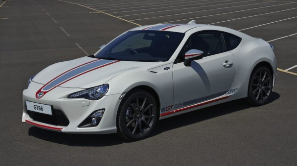 Toyota GT86 Blanco 0 600x336 at Official: Toyota GT86 Blanco Special Edition