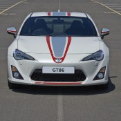 Toyota GT86 Blanco 1 175x175 at Official: Toyota GT86 Blanco Special Edition