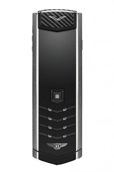 Vertu Signature for Bentley 1 400x600 at Vertu Releases New Bentley Mobile Phone
