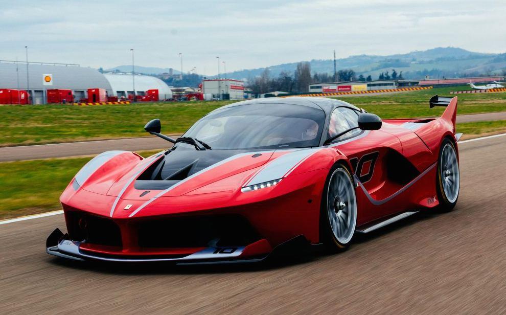 ferrari fxx k spotted on sale for $4,000,000!