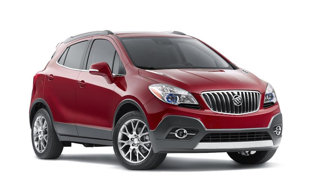 2016 Buick Encore Sport Touring 1 at Official: 2016 Buick Encore Sport Touring