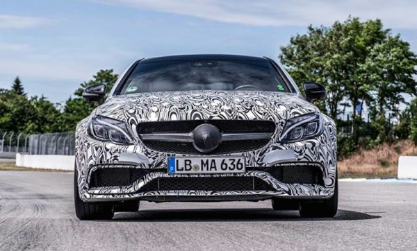 2016 Mercedes AMG C63 Coupe 0 600x362 at Preview: 2016 Mercedes AMG C63 Coupe