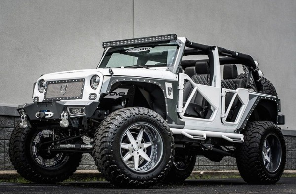 Forgiato Jeep Wrangler BMS 0 600x394 at Forgiato Jeep Wrangler by Brians Motorsports