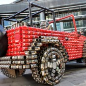 Jeep Wrangler Canstruction 2 175x175 at Jeep Wrangler 'Canstruction' Is an Homage to Canda