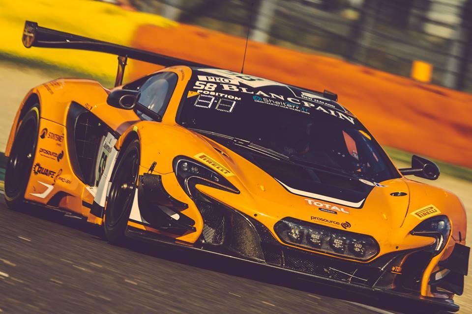 Gallery: McLaren 650S GT3 at Spa 24 Hours
