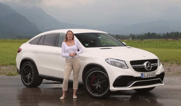 Mercedes GLE63 S Coupe  600x353 at Autocar Tests Mercedes GLE 63 S Coupe