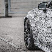 """New C63 Coupe teaser 1 175x175 at Mercedes AMG's """"Something Fast"""" Is the New C63 Coupe"""
