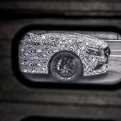 """New C63 Coupe teaser 2 175x175 at Mercedes AMG's """"Something Fast"""" Is the New C63 Coupe"""