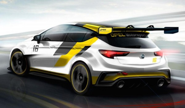 Opel Astra TCR prv 2 600x350 at IAA Preview: Opel Astra TCR