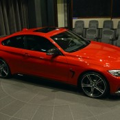 Red BMW 435i M Sport 6 175x175 at Red BMW 435i M Sport Stuns at BMW Abu Dhabi