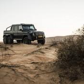 mercedes g63 6x6 desert 14 175x175 at Mercedes G63 AMG 6x6 Desert Photoshoot by GFWilliams