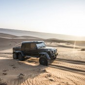 mercedes g63 6x6 desert 15 175x175 at Mercedes G63 AMG 6x6 Desert Photoshoot by GFWilliams