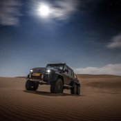 mercedes g63 6x6 desert 3 175x175 at Mercedes G63 AMG 6x6 Desert Photoshoot by GFWilliams