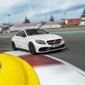 2017 Mercedes C63 AMG Coupe 1 175x175 at Official: 2017 Mercedes C63 AMG Coupe