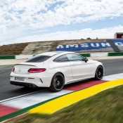 2017 Mercedes C63 AMG Coupe 2 175x175 at Official: 2017 Mercedes C63 AMG Coupe