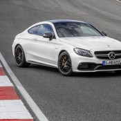 2017 Mercedes C63 AMG Coupe 5 175x175 at Official: 2017 Mercedes C63 AMG Coupe
