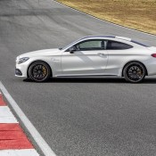 2017 Mercedes C63 AMG Coupe 6 175x175 at Official: 2017 Mercedes C63 AMG Coupe