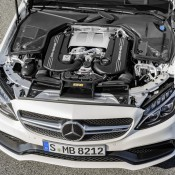 2017 Mercedes C63 AMG Coupe 9 175x175 at Official: 2017 Mercedes C63 AMG Coupe