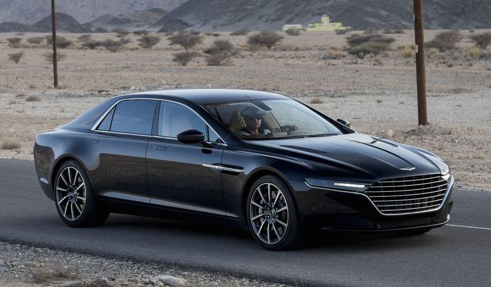 Would You Pay 696k For An Aston Martin Lagonda