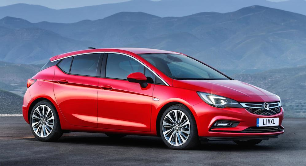 New Vauxhall Astra at New Vauxhall Astra Set for IAA Debut