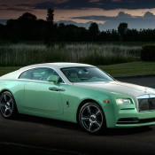Rolls Royce Wraith Jade Pearl 1 175x175 at Official: Rolls Royce Wraith Jade Pearl Edition