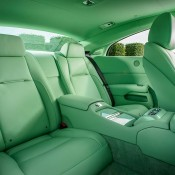 Rolls Royce Wraith Jade Pearl 6 175x175 at Official: Rolls Royce Wraith Jade Pearl Edition
