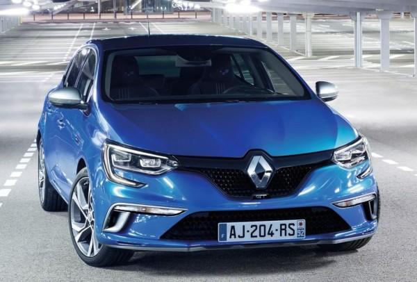 2016 Renault Megane 0 600x406 at Official: 2016 Renault Megane Facelift