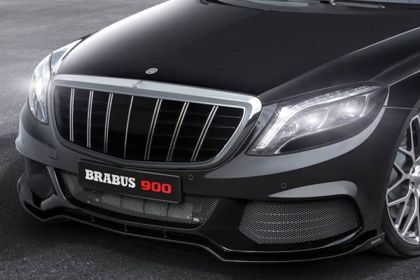 Brabus Maybach 900 0 600x400 at Brabus Maybach 900 Returns With a New Look