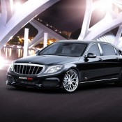 Brabus Maybach 900 1 175x175 at Brabus Maybach 900 Returns With a New Look