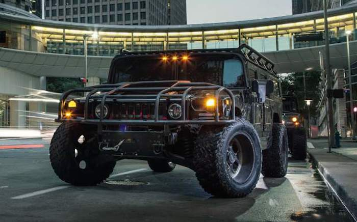 EVS Motors Search Destroy H1 0 at Gallery: EVS Motors Search & Destroy Hummer H1