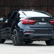 G Power BMW X6 M50d 1 175x175 at G Power BMW X6 M50d Gets 455 hp