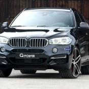 G Power BMW X6 M50d 2 175x175 at G Power BMW X6 M50d Gets 455 hp