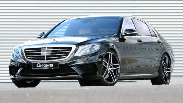 G Power Mercedes S63 AMG 0 600x340 at G Power Mercedes S63 AMG Packs 705 PS