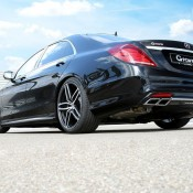 G Power Mercedes S63 AMG 4 175x175 at G Power Mercedes S63 AMG Packs 705 PS