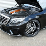 G Power Mercedes S63 AMG 5 175x175 at G Power Mercedes S63 AMG Packs 705 PS