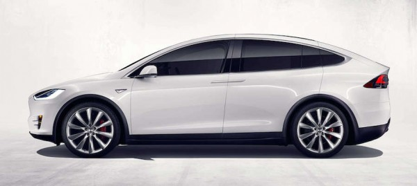 Tesla Model X 0 600x269 at Official: Tesla Model X
