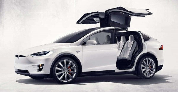 Tesla Model X 00 600x311 at Official: Tesla Model X