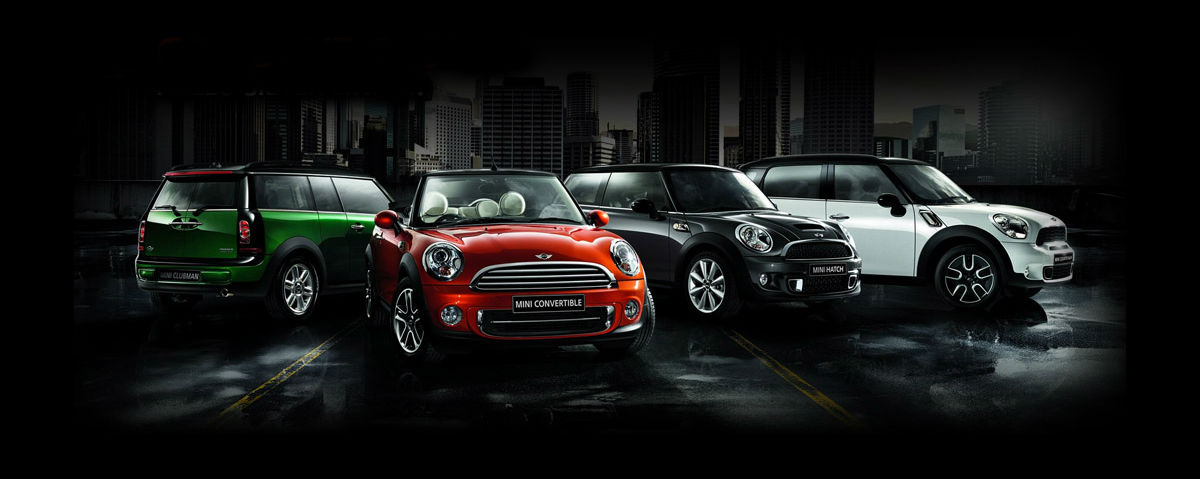 mini at Why we still Love the Mini