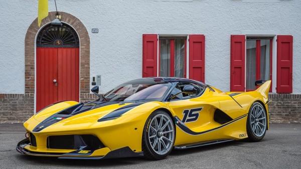 sloss ferrari fxx k 600x337 at Sloss's Ferrari FXX K Filmed at Fiorano