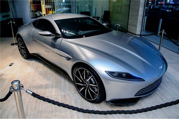 Aston Martin DB10 tour 0 600x400 at Gallery: Aston Martin DB10 on Tour