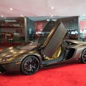 Exotic Euro Cars >> Exotic Euro Cars Aventador Gets Snake Skin Wrap