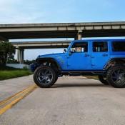 Blue Custom Jeep Wrangler 7 175x175 at Custom Jeep Wrangler by Extreme Performance