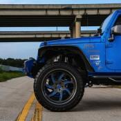 Blue Custom Jeep Wrangler 9 175x175 at Custom Jeep Wrangler by Extreme Performance