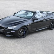 G Power BMW M6 Convertible 1 175x175 at G Power BMW M6 Convertible Gets 740 PS