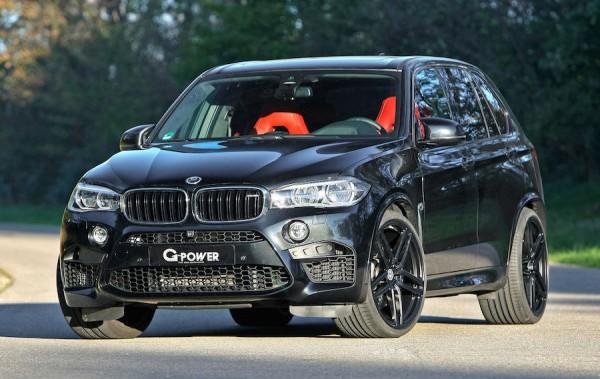 G Power BMW X5M 0 600x379 at 700 hp G Power BMW X5M Revealed